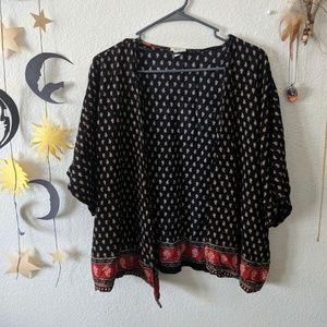 Bohemian Paisley Kimono